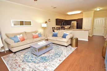 Living Room, Highlands of Grand Pointe, 1