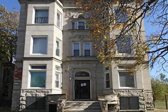 Building, 6805 South Union Avenue, 1