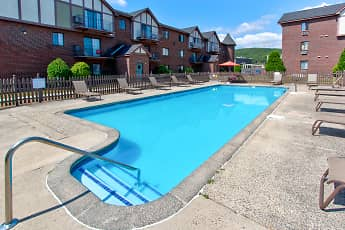 Pool, Rivers Edge Apartments, 0