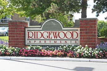 Community Signage, Ridgewood Apartments, 2