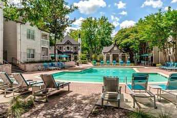 Pool, The Carlyle at Perimeter, 0