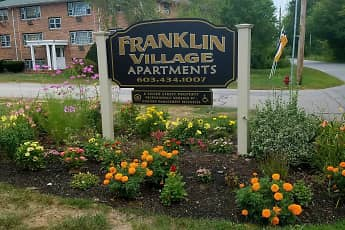 Community Signage, Franklin Village Apartments, 0