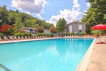Pool, Pebble Creek Apartment Homes, 1