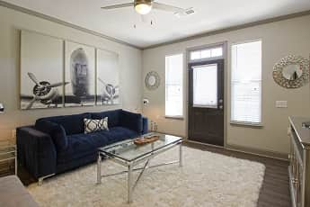 Living Room, Meridian at Providence, 1