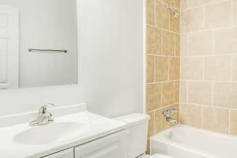 Bathroom, Chamblee Square, 2