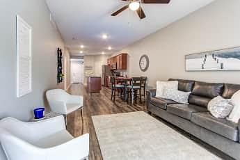 Living Room, The Colony @ Rolf Park, 0