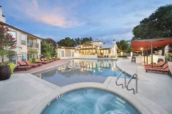 Pool, Barton Creek Landing, 1