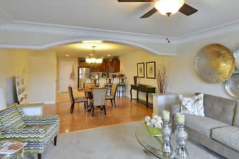 Living Room, Stoneledge Terrace, 1