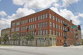 Building, Broadway Lofts, 0