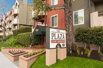 Community Signage, The Plaza Apartments, 0