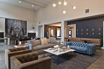 Living Room, The Baxter, 1