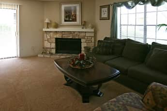 Living Room, Lincoln Village, 1
