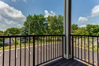Patio / Deck, Apple Villa Apartments II, 2