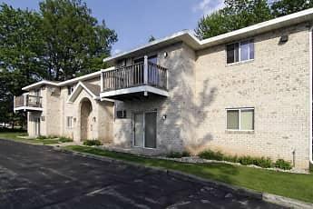 Building, Wintergreen Apartments, 0
