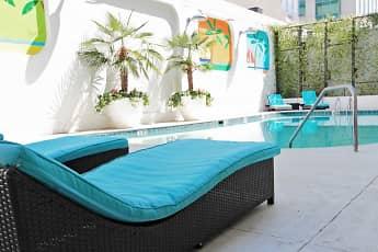 Pool, The Palms On Main, 0