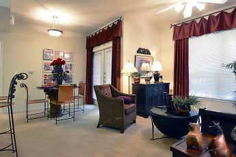 Living Room, Refugio Place Apartment Homes, 0
