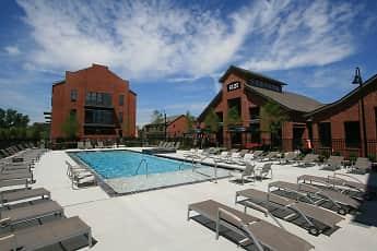 Pool, Hayden Lofts, 1
