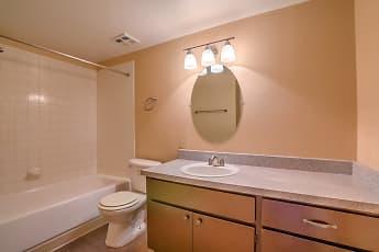 Bathroom, Uptown Horizon, 1