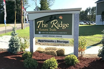 Community Signage, The Ridge At Eastern Trails Apartments and Townhomes, 0