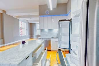 Kitchen, HWH Luxury Living, 1