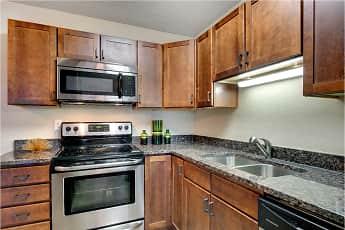 Kitchen, Cedars Lakeside, 1