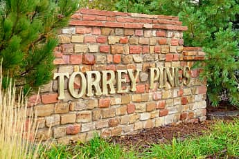 Community Signage, Torrey Pines, 0
