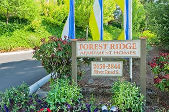 Community Signage, Forest Ridge Apartment Homes, 0