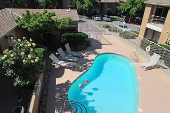 Pool, The Palazzo At Sandia Heights, 0