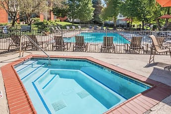 Pool, The Mansion Apartments, 1