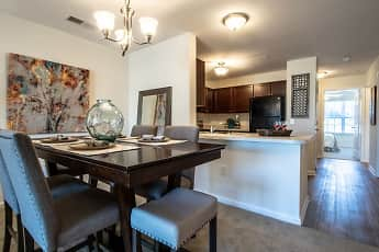 Dining Room, Killian Lakes Apartments & Townhomes, 0