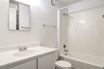 Bathroom, Coral Bay Villas, 2