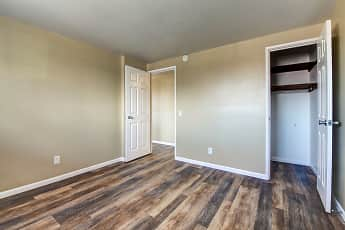 Bedroom, Southview Apartments, 2