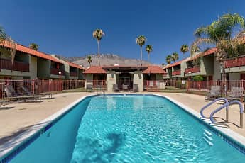 Pool, The Sage Courtyard Apartment Homes, 1