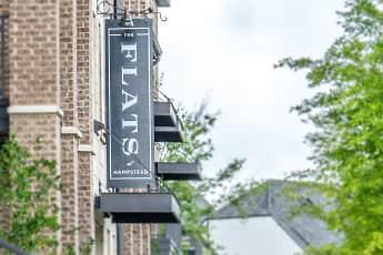 Community Signage, The Flats, 0