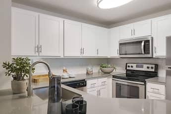 Kitchen, Centro Apartments, 0