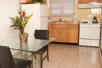 Kitchen, Lynn York Apartments, 2