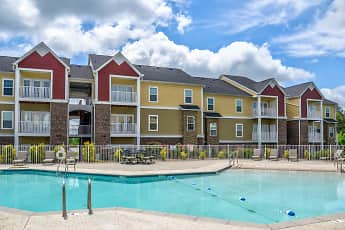 Pool, The Village of Ballantyne Apartment Homes, 0