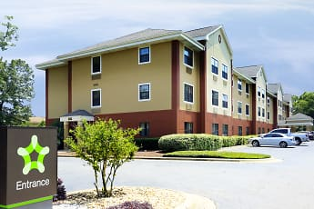 Building, Furnished Studio - Pensacola - University Mall, 0