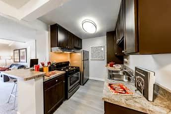 Kitchen, Casa Grande Apartments, 0