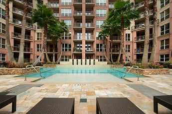 Pool, Gables Post Oak, 1