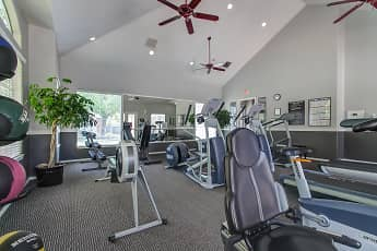 Fitness Weight Room, Adagio at Corner Canyon, 2