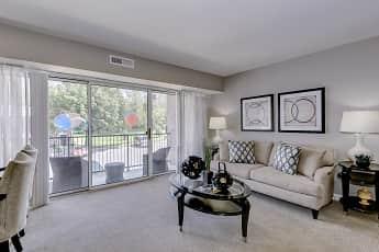 Living Room, Hampton Manor, 0