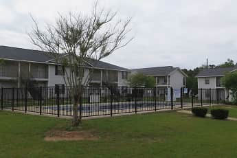 Building, Village Green Apartments, 2