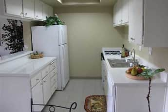Kitchen, Alders Apartment Company, 1