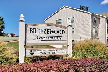 Community Signage, Breezewood, 2
