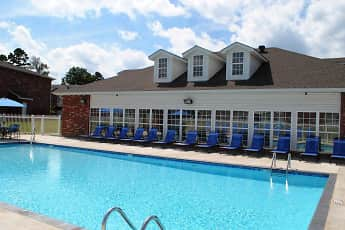 Pool, White Oak Apartments, 0
