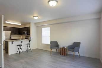 Living Room, Alderbrook, 1