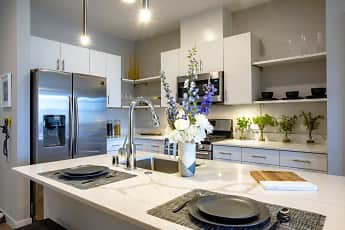 Kitchen, Inova Luxury Apartments at the Summit, 0
