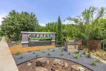 Community Signage, Cypress Apartments, 2