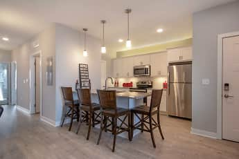 Kitchen, Townhomes at Two Rivers, 0